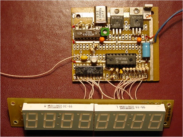 Частотомер своими руками из компьютера