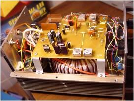 Для достижения высокой точности поддержания температуры в схеме регулятора использована ШИМ.  Для комутации тока в...